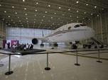 Dijual! Begini Mewahnya Pesawat Kepresidenan Meksiko