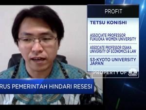 Tetsu Konishi: Penanganan Pandemi RI Berjalan Lambat