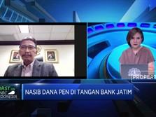 2020, Bank Jatim Optimistis Penyaluran Kredit Capai Rp 43,1 T
