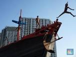 Senja & Asa Para Pencari Rupiah di Sunda Kelapa