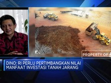 KBRI Dorong Potensi Investasi China di Logam Tanah Jarang