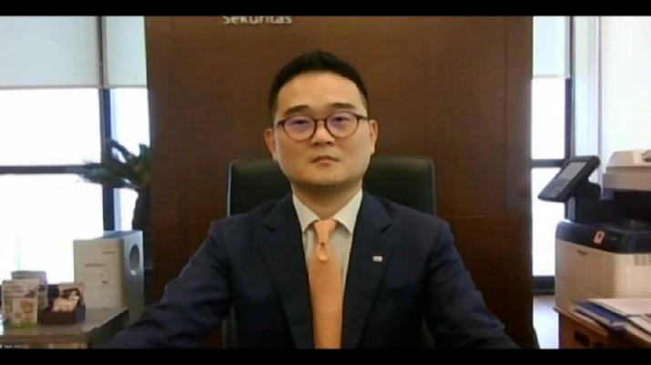 CEO PT Mirae Asset Sekuritas Indonesia Tae Yong Shim