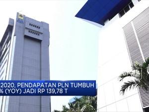 H1-2020, Laba Bersih PLN Anjlok 96,6% (YoY) Jadi Rp 251,61 M