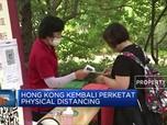 Hong Kong Nyalakan Sinyal Gelombang II Covid-19