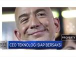 Isu Anti Trust, CEO Teknologi Siap Bersaksi