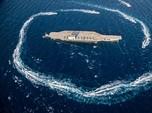 Dahsyatnya Latihan Perang Iran, Serang Kapal USS Nimitz KW