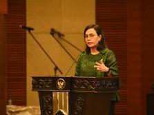 Buka-bukaan Sri Mulyani: Resesi hingga Kans PDB Minus di Q3
