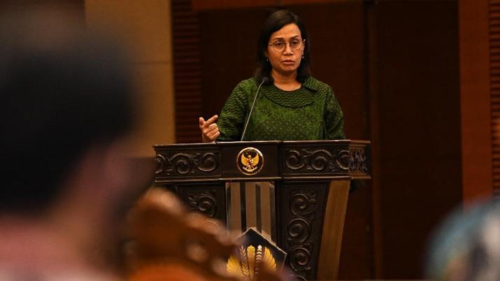 Menteri Keuangan Sri Mulyani (Dok. Biro KLI-Kemenkeu/ Bayu)