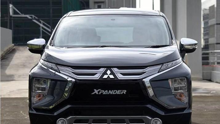 Mitsubishi Xpander (Dok. Mitsubishi)