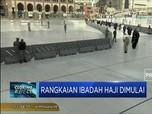 Rangkaian Ibadah Haji Dimulai, 1.000 Jamaah Padati Mina