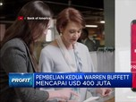 Warren Buffett Borong Saham Bank Of America Rp 17,5 Triliun
