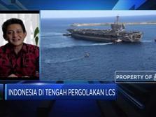 Dukung Perdamaian LCS, RI Dorong Code of Conduct ASEAN-China