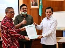 BPH Migas Komitmen Dorong Pembangunan Pipa Gas Kalimantan
