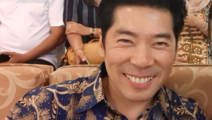Direktur Utama PT Wismilak Inti Makmur Tbk (WIIM) Ronald Walla /Screenshot Twitter Billy Boen