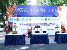 Pertamina, ITB & Pupuk Kujang Bangun Pabrik Katalis Nasional