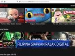 Filipina Bersikukuh Terapkan Pajak Digital