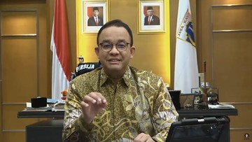 gubernur dki jakarta anies baswedan mengumumkan status psbb transisi jakarta tangkapan layar youtube pemprov dki jakarta 4 169
