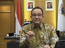 Anies: Ganjil Genap DKI Jakarta Berlaku Pekan Depan