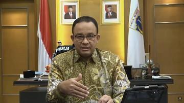 Berapa Lama Psbb Total Jakarta Berlangsung Ini Kata Anies