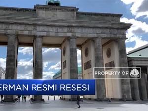 Jerman Resmi Resesi