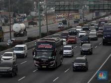 Wow! 4 Hari, Lebih dari 655 Ribu Kendaraan Tinggalkan Jakarta