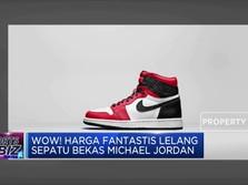Huawei Raja Ponsel Dunia Hingga Lelang Sepatu Michael Jordan