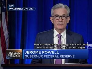 The Fed Pertahankan Suku Bunga 0%-0,25%