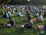 Zona Merah & Oranye Tak Boleh Gelar Salat Id di Masjid