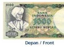6 Uang Kertas & 1 Logam Rupiah Tak Berlaku, Bakal Mahal?