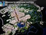 Mengintip Rencana Proyek Ibu Kota Baru Rp 467 T