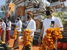 Bali Mulai Dikerumuni Wisatawan, Ini Buktinya