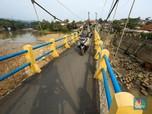 Bendung Katulampa Siaga 3, Warga Bantaran Waspada Banjir!