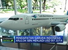 Garuda Indonesia Catat Rugi USD 712 Juta di H1-2020
