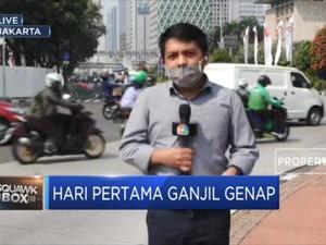 Ganjil Genap Jakarta Resmi Berlaku