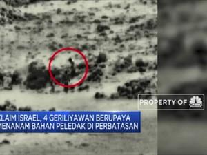 Israel Klaim Gagalkan Infiltrasi Suriah, 4 Geriliyawan Tewas