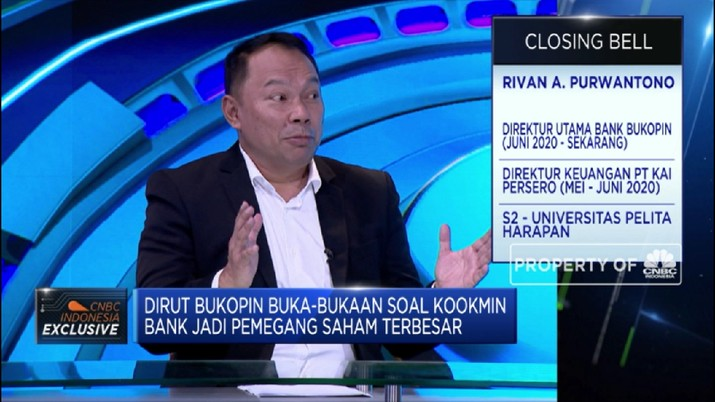 Dirut Bukopin Optimistis Kredit BBKP Tumbuh 5% Sepanjang 2020 (CNBC TV )