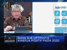 2020, Bank BJB Optimistis Pertumbuhan Kredit Capai 5%