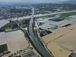 Melihat Banjir Bandang di Korsel, 13 Orang Meninggal