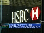 H1-2020, Pendapatan HSBC Terpangkas 9% (YoY)