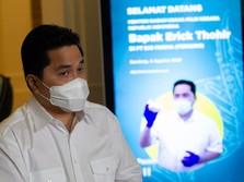 Uji Vaksin Dimulai, Erick: Tak Banyak Negara Sampai Tahap Ini