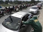 Begini Pemandangan Filipina yang Lockdown Lagi