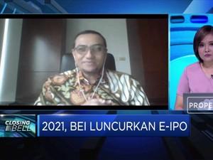 BEI Siap Diberlakukan Sistem e-IPO Per 1 Januari 2021