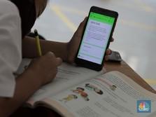 Alasan Nadiem Bagikan Lagi Kuota Belajar Kemendikbud 2021