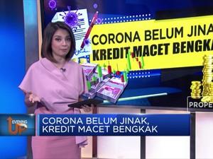 Corona Belum Jinak, Kredit Macet Bengkak