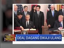 Deal Dagang AS-China akan Dikaji Ulang