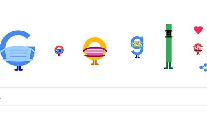 Google Doodle. Ist