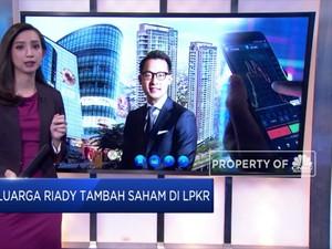 Keluarga Riady Tambah Saham di Lippo Karawaci Menjadi 26,15%