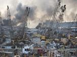 Ada 'Jejak' Rusia di Balik Ledakan Maha Dahsyat Lebanon?