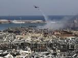 Misteri Terungkap, Penyebab Ledakan Amonium Nitrat di Beirut