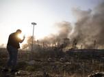 Melihat Evakuasi Korban Ledakan Amonium Nitrat di Lebanon